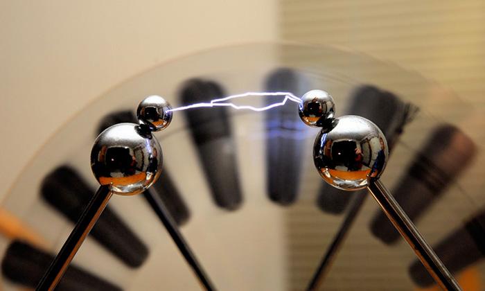 Décharges électriques